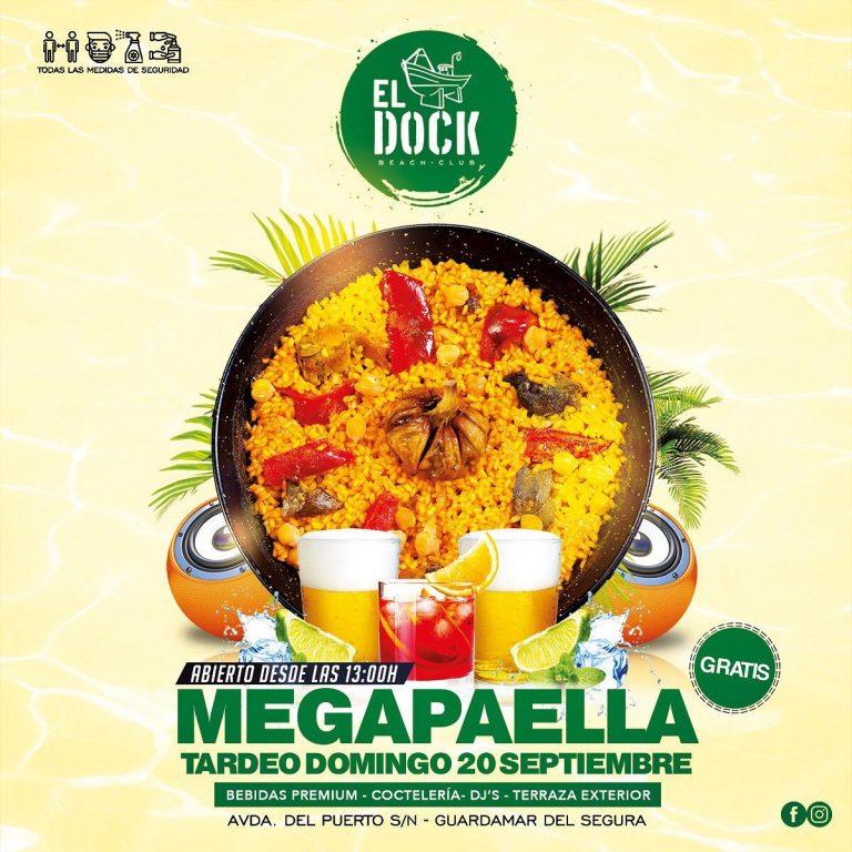 EL DOCK MEGAPAELLA